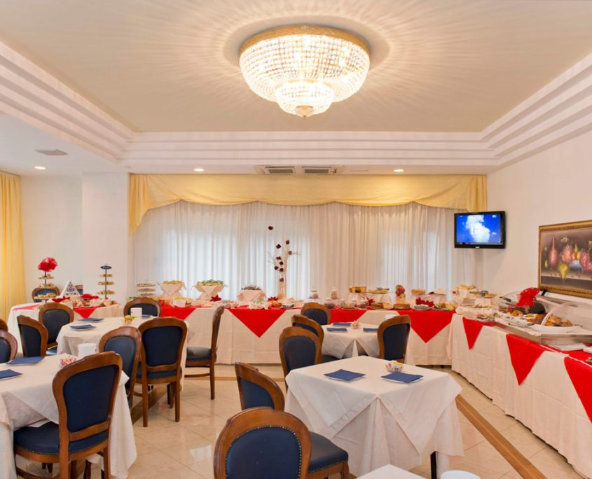 Ristorante Hotel City 4 stelle cucina Abruzzese