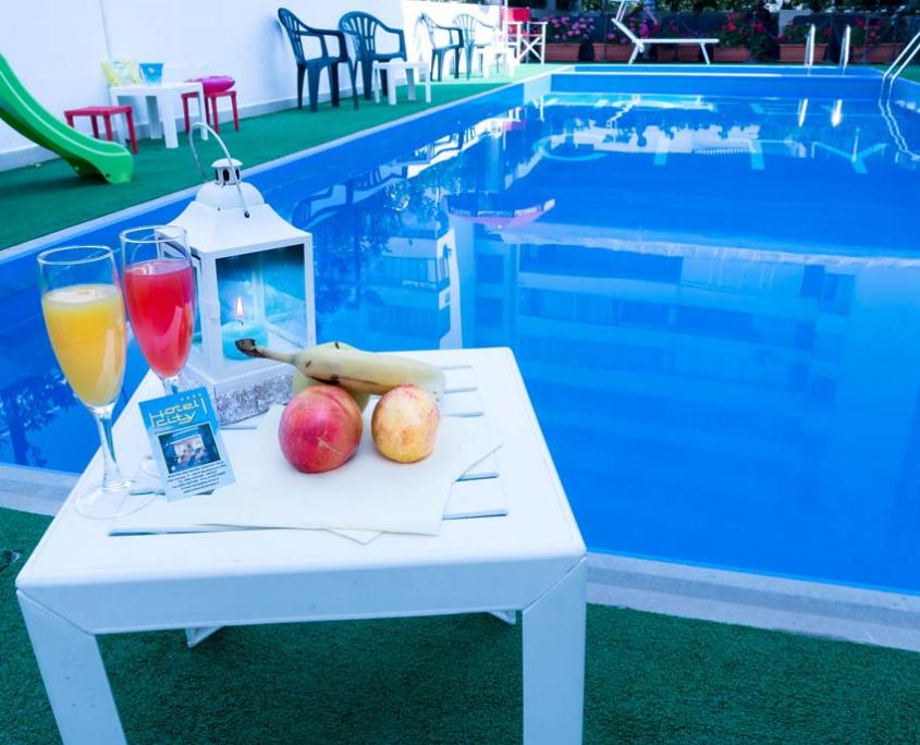 Hotel 4 stelle con piscina Montesilvano Pescara