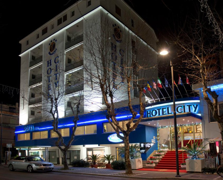 Esterno Hotel City Abruzzo
