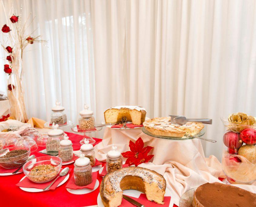 Cucina a Buffet Hotel City Montesilvano