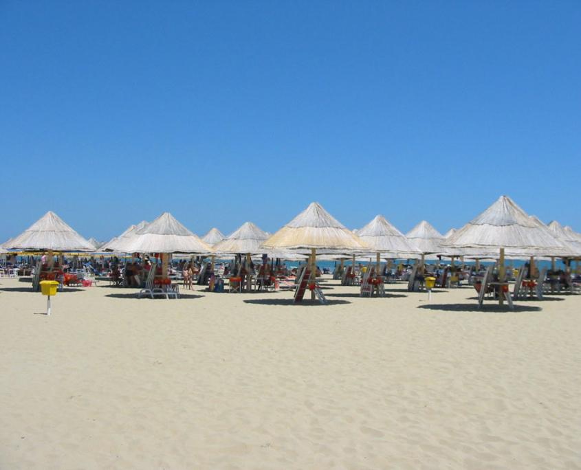 Hotel City sulla spiaggia di Montesilvano Abruzzo