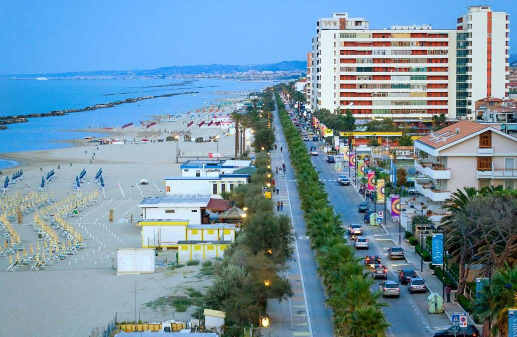 Spiaggia di Montesilvano
